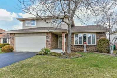 8700 Carriage Lane, Tinley Park, IL 60487 - MLS#: 09909396