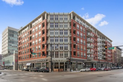 1001 W MADISON Street UNIT 213, Chicago, IL 60607 - MLS#: 09909626