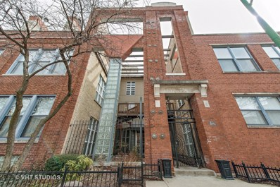 525 N ADA Street UNIT 16, Chicago, IL 60642 - MLS#: 09909775