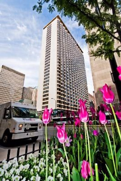 535 N MICHIGAN Avenue UNIT 2501, Chicago, IL 60611 - MLS#: 09909966