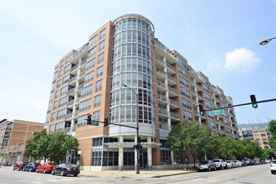 1200 W Monroe Street UNIT 717, Chicago, IL 60607 - MLS#: 09910315