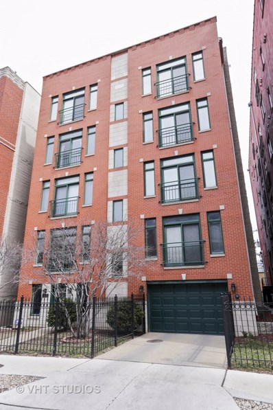 449 N Green Street UNIT 1N, Chicago, IL 60642 - MLS#: 09910342