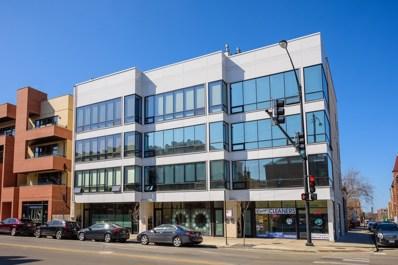 1406 W Chicago Avenue UNIT 3, Chicago, IL 60642 - MLS#: 09910353