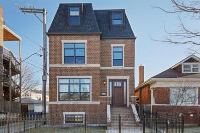 2215 W Winona Street, Chicago, IL 60618 - MLS#: 09910586