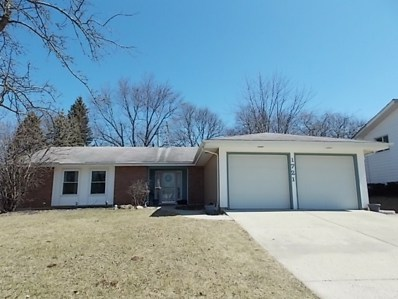 1721 CHIPPENDALE Road, Hoffman Estates, IL 60169 - MLS#: 09910747