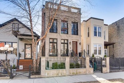 1951 W Huron Street, Chicago, IL 60622 - #: 09910759