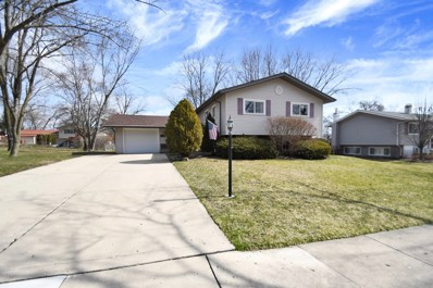 580 Edgemont Lane, Hoffman Estates, IL 60169 - MLS#: 09910787