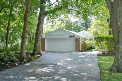 888 Marion Avenue, Highland Park, IL 60035 - #: 09910825