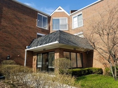 805 LEICESTER Road UNIT 203, Elk Grove Village, IL 60007 - MLS#: 09910961