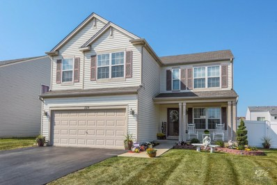 1719 Silver Ridge Drive, Plainfield, IL 60586 - MLS#: 09911030