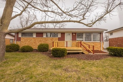 133 S Mayfair Place, Chicago Heights, IL 60411 - #: 09911123