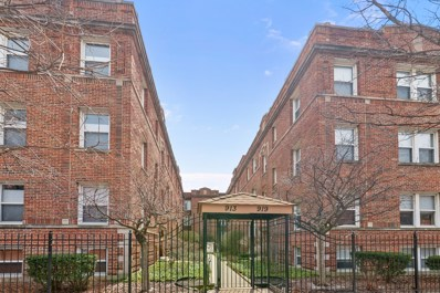 917 W Sunnyside Avenue UNIT 3S, Chicago, IL 60640 - MLS#: 09911234