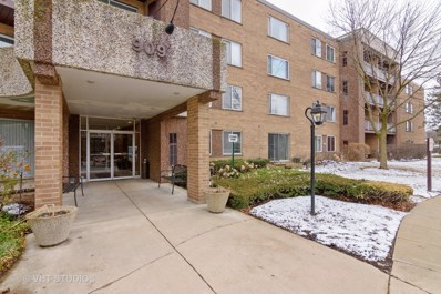 909 E Kenilworth Avenue UNIT 109, Palatine, IL 60074 - MLS#: 09911334