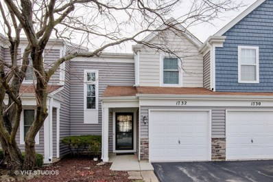 1732 Pebble Beach Circle, Elgin, IL 60123 - MLS#: 09911616