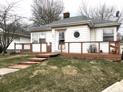 1290 Wood Street, Crete, IL 60417 - MLS#: 09911696