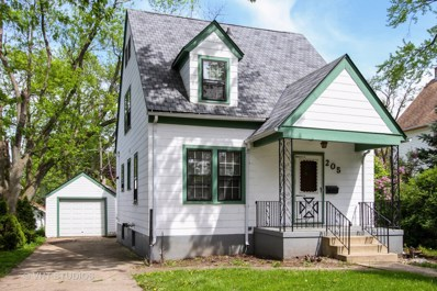 205 Ellsworth Street, Crystal Lake, IL 60014 - #: 09912215