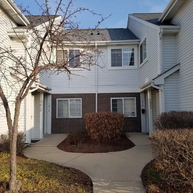 1014 E Wilson Avenue UNIT 1014, Lombard, IL 60148 - MLS#: 09912241