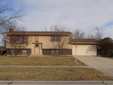 18845 Keeler Avenue, Country Club Hills, IL 60478 - MLS#: 09912297
