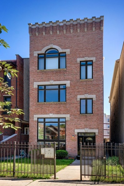 2039 W CRYSTAL Street UNIT 1, Chicago, IL 60622 - MLS#: 09912508