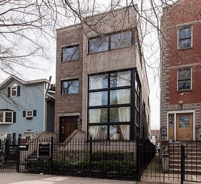1523 W School Street, Chicago, IL 60657 - MLS#: 09912696