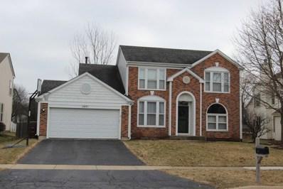 1431 Willow Tree Drive, Crystal Lake, IL 60014 - MLS#: 09912711