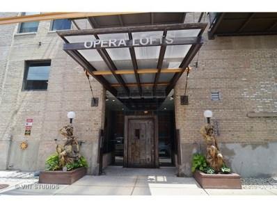 2545 S DEARBORN Street UNIT 510, Chicago, IL 60616 - MLS#: 09912746
