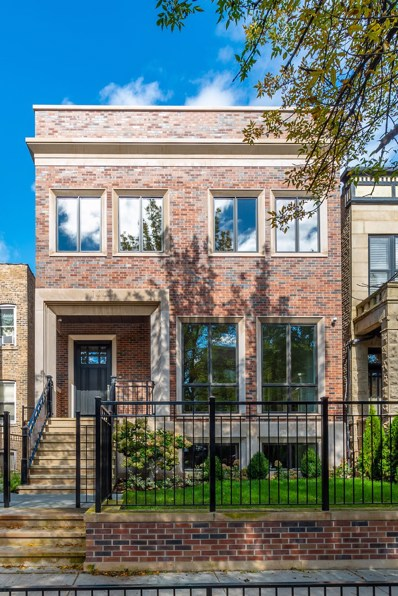 1444 W Cuyler Avenue, Chicago, IL 60613 - MLS#: 09912761