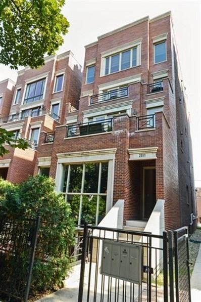 2311 W WABANSIA Avenue UNIT 1, Chicago, IL 60647 - MLS#: 09912837