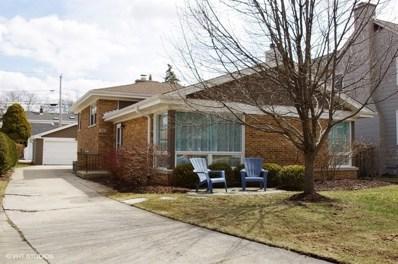 617 S Knight Avenue, Park Ridge, IL 60068 - MLS#: 09913021