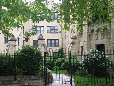 5655 N Spaulding Avenue UNIT 1W, Chicago, IL 60659 - #: 09913035