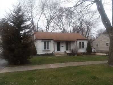 1001 Campbell Street, Joliet, IL 60435 - MLS#: 09913207