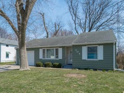 404 S Peck Street, Gardner, IL 60424 - MLS#: 09913277