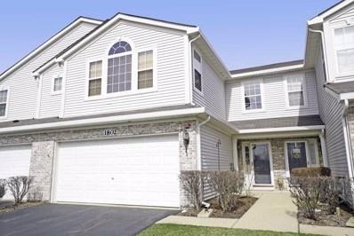 1802 Candlelight Circle UNIT 112, Montgomery, IL 60538 - MLS#: 09913375