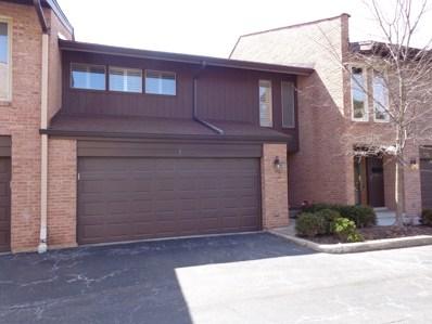 1700 Wildberry Drive UNIT C, Glenview, IL 60025 - MLS#: 09913468