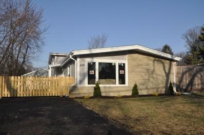 436 Shermer Road, Glenview, IL 60025 - MLS#: 09913547