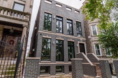 1730 N Campbell Avenue, Chicago, IL 60647 - MLS#: 09913644