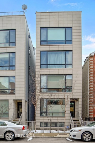 1521 W FRY Street UNIT 4, Chicago, IL 60642 - MLS#: 09913781
