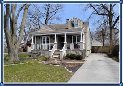 18433 Oakwood Avenue, Lansing, IL 60438 - MLS#: 09913835