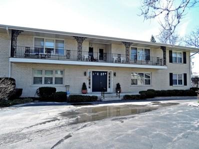 595 Duane Street UNIT 1A, Glen Ellyn, IL 60137 - MLS#: 09914334