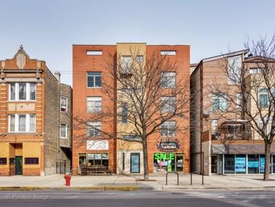 2130 W Division Street UNIT 4W, Chicago, IL 60622 - MLS#: 09914464