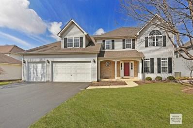 417 Burr Oak Drive, Oswego, IL 60543 - MLS#: 09914612