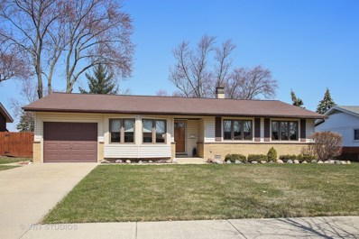 12 Evergreen Street, Elk Grove Village, IL 60007 - #: 09914888
