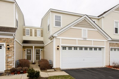 1533 GLACIER Trail UNIT 1533, Carpentersville, IL 60110 - MLS#: 09914904