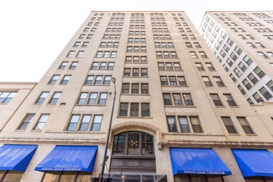 740 S FEDERAL Street UNIT 205, Chicago, IL 60605 - MLS#: 09915029
