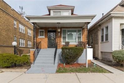 7519 S Eberhart Avenue, Chicago, IL 60619 - MLS#: 09915232