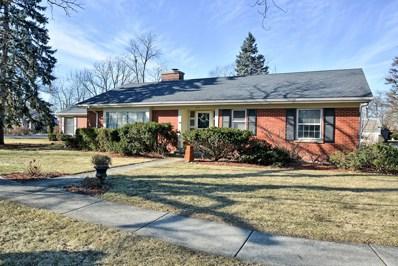 252 Oak Street, Frankfort, IL 60423 - MLS#: 09915234