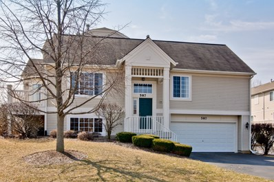 587 Cary Woods Circle, Cary, IL 60013 - MLS#: 09915280