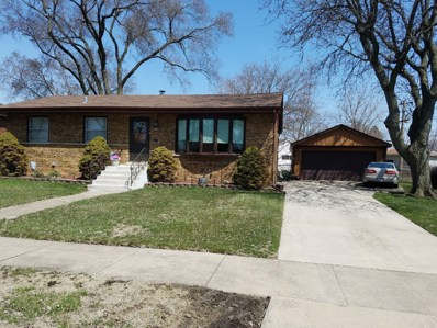 755 Willow Drive, Chicago Heights, IL 60411 - #: 09915284