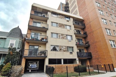 5406 S Harper Avenue UNIT 201, Chicago, IL 60615 - MLS#: 09915396