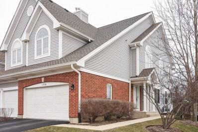 1730 W Ethans Glen Drive, Palatine, IL 60067 - MLS#: 09915510